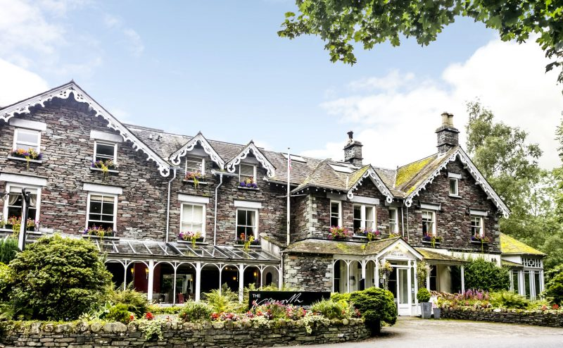 Highstream is now working with luxury hotel group, The Robert Parker Collection
